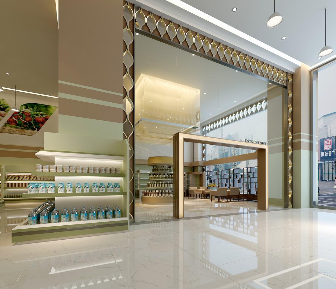 高清效果图大全 工装部分 商业空间 包括商店 展厅 售楼处